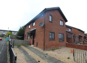 Thumbnail 1 bed terraced house for sale in Heritage View, Coatbridge