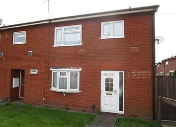 Thumbnail 3 bedroom property to rent in Bloomfield Road, Tipton
