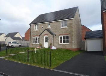 Thumbnail 4 bed property for sale in Tir Founder Fields, Aberdare