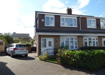 Thumbnail 3 bed semi-detached house for sale in Langdale Avenue, Lymm, Cheshire