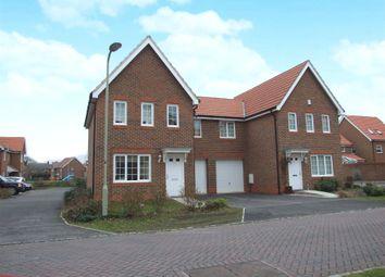 Thumbnail 3 bed semi-detached house to rent in Fresian Way, Winnersh, Wokingham, Berkshire