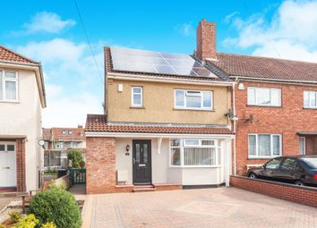 Thumbnail 3 bed end terrace house for sale in Allison Road, Brislington, Bristol