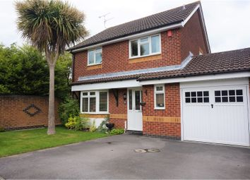 Thumbnail 4 bedroom detached house for sale in Merlin Gardens, Hedge End