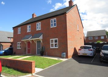 Thumbnail Semi-detached house to rent in Rideau Road, Meon Vale, Stratford-Upon-Avon