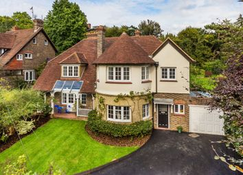 Thumbnail 6 bed detached house for sale in Woodhurst Park, Oxted