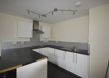 Thumbnail 3 bed flat to rent in Friar Lane, Leicester