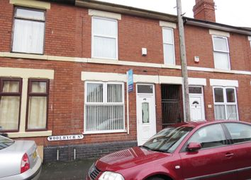 3 bed terraced house for sale in Woolrych Street, New Normanton, Derby DE23