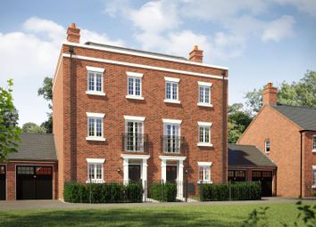 Thumbnail 3 bedroom mews house for sale in The Meadows, Wharford Lane, Sandymoor