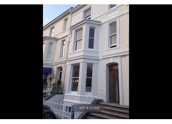 Thumbnail 5 bed terraced house to rent in Citadel Road East, Plymouth
