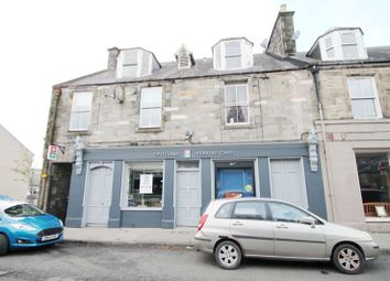 Thumbnail 1 bed flat for sale in 45A, Northgate, Peebles EH458Bu