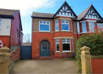 Thumbnail 4 bed semi-detached house for sale in Melling Road, Southport