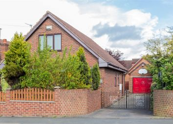 Thumbnail 3 bed detached bungalow for sale in Emley Drive, Doncaster