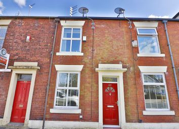 Thumbnail 2 bed terraced house for sale in Bury Road, Bamford, Rochdale