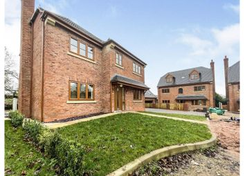 Thumbnail 5 bed detached house for sale in 3 The Rockery, Barlaston
