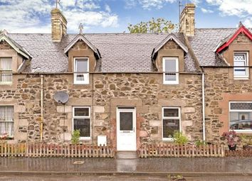 Thumbnail 2 bed terraced house for sale in Rosiehill, Main Street, Glencarse, Perth