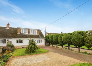 Thumbnail 4 bed semi-detached bungalow for sale in High Street, Chalgrove, Oxford