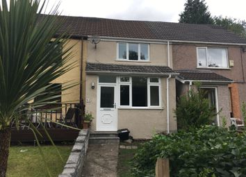 Thumbnail 3 bedroom terraced house to rent in Ynysmeudwy Road, Pontardawe