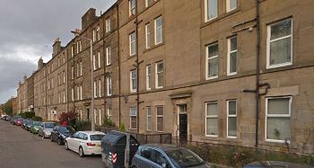Thumbnail 1 bed flat to rent in Balcarres Street, Edinburgh Available 2nd May