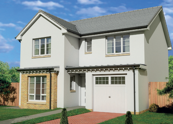 Thumbnail 4 bed detached house for sale in The Etive, Middleton Road, Perceton, Irvine, North Ayrshire