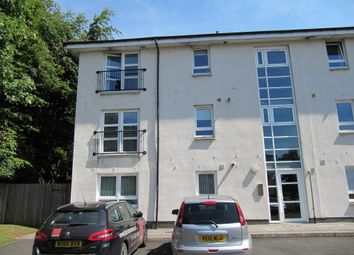 Thumbnail 2 bed flat for sale in 1 Littlemill Court, Flat 1/1, Bowling