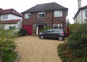 3 bed detached house for sale in Pinner Road, Oxhey Village, Watford WD19