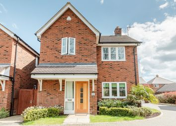 Thumbnail 3 bed detached house for sale in The Grove, Shephall Green, Stevenage