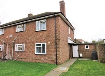 Thumbnail 1 bed flat for sale in Cherrytree Grove, Dogsthorpe, Peterborough