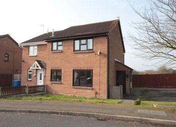 Thumbnail 1 bed town house to rent in Highgate Drive, Shipley View, Ilkeston