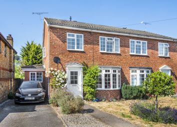 Thumbnail 3 bed semi-detached house for sale in Chailey Place, Hersham, Walton-On-Thames