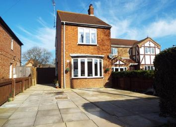 Thumbnail 3 bed detached house for sale in Oxney Road, Peterborough, Cambridgeshire