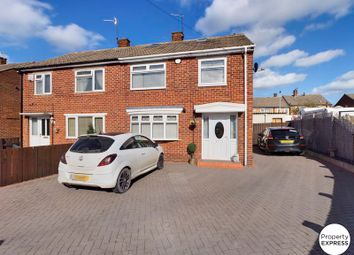 Thumbnail 3 bed semi-detached house for sale in Grisedale Crescent, Middlesbrough