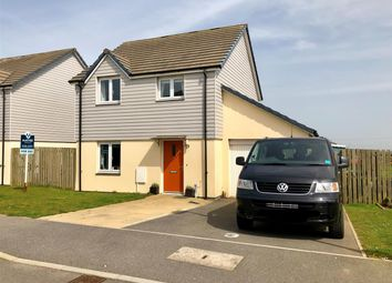 Thumbnail 3 bed detached house for sale in Penbro Way, Breage, Helston