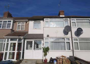 Thumbnail 3 bed terraced house for sale in Raeburn Road, Edgware