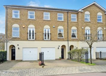 Thumbnail 4 bed town house for sale in Williams Grove, Long Ditton, Surbiton