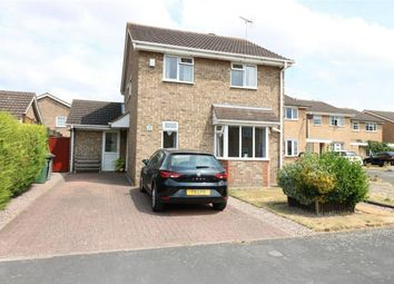 Thumbnail 4 bed detached house for sale in Knight Close, Deeping St James, Market Deeping, Lincolnshire