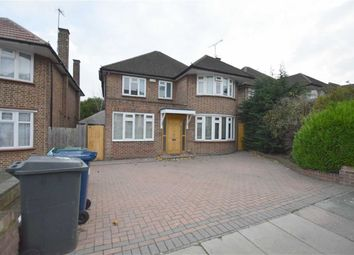 Thumbnail 4 bed property to rent in Heriot Road, Hendon, London
