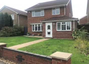 Thumbnail 4 bed detached house to rent in Hewitt Road, Poole, Dorset