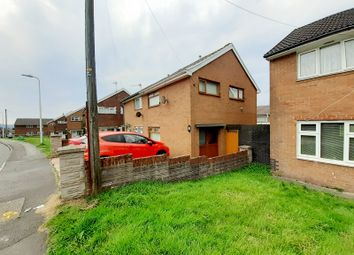 Thumbnail 2 bed semi-detached house for sale in Hawthorne Avenue, Merthyr Tydfil