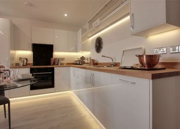Thumbnail 2 bed flat for sale in Edinburgh House, Edinburgh Way, Harlow, Essex