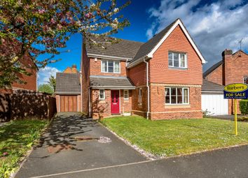 Thumbnail 4 bed detached house for sale in Ellis Peters Drive, Aqueduct, Telford, Shropshire