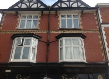 Thumbnail 1 bed flat to rent in Castle Parade, Usk