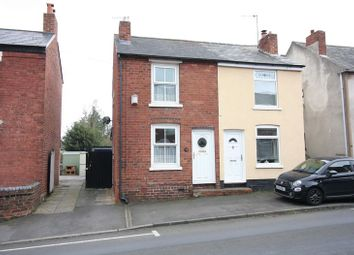 Thumbnail 2 bed semi-detached house for sale in Belle Vue, Wordsley, Stourbridge
