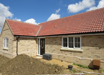 Thumbnail 3 bed detached bungalow for sale in Saffron Close, Watton, Thetford