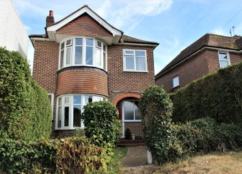 Thumbnail 3 bed detached house for sale in Brighton Road, Newhaven
