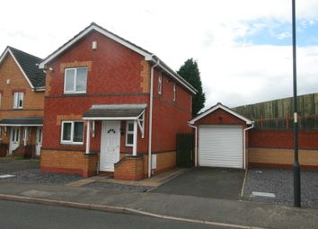 Thumbnail 3 bedroom detached house for sale in Red Brook Road, Walsall