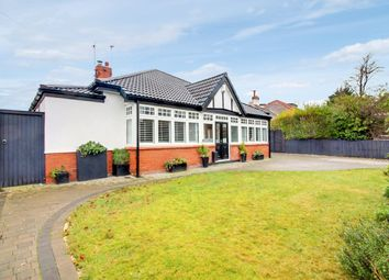Thumbnail 3 bed detached bungalow for sale in Gores Lane, Formby, Liverpool
