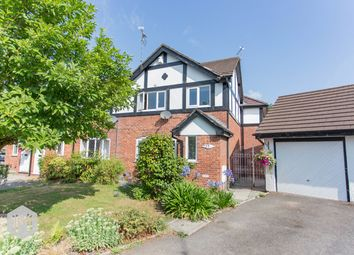 Thumbnail 3 bed semi-detached house for sale in Stirrup Gate, Worsley, Manchester