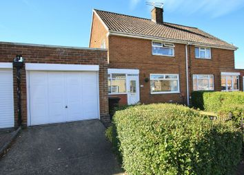 Thumbnail 3 bed semi-detached house for sale in Macmillan Road, Newton Aycliffe