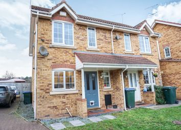 Thumbnail 2 bed semi-detached house for sale in Meadowcroft Close, Coventry