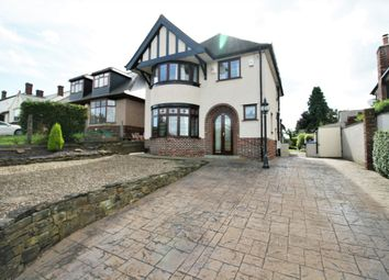 Thumbnail 3 bed detached house for sale in Chesterfield Road, Brimington, Chesterfield